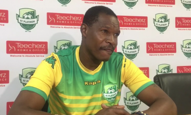 Mapeza begins second term at FC Platinum with victory