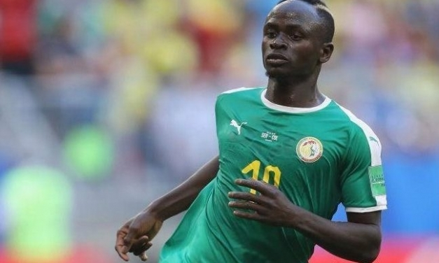 Sadio Mane out of Senegal's first 2019 Afcon game