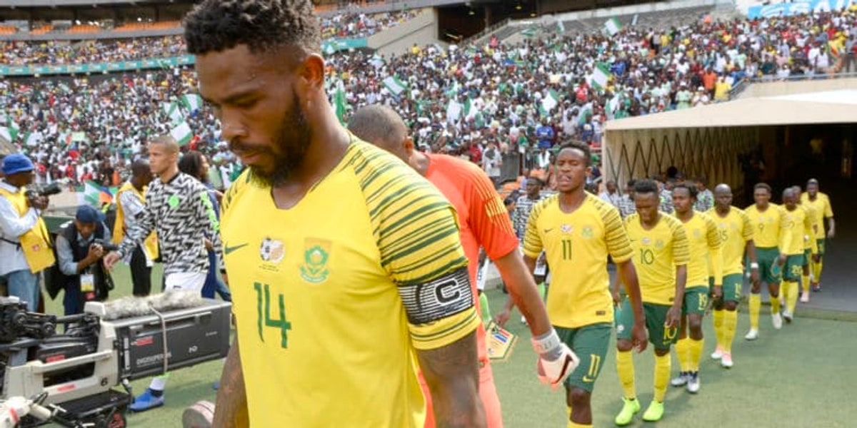 Video: S.A national team fails to travel to Middle East for Afcon preparations