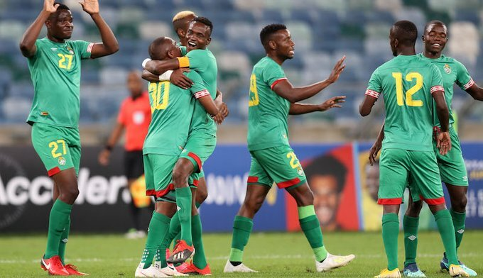 Warriors finish third at Cosafa