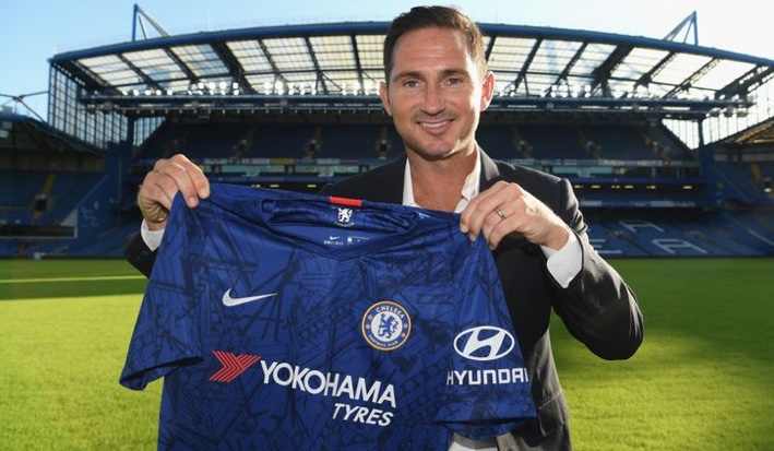Lampard appointed Chelsea coach