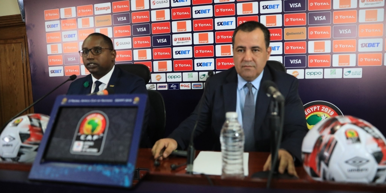 CAF holds press conference, disregards Zim-DRC match-fixing scandal