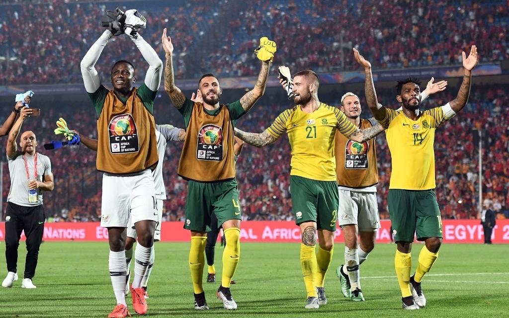 Breaking: Bafana Bafana squad for Zimbabwe match announced