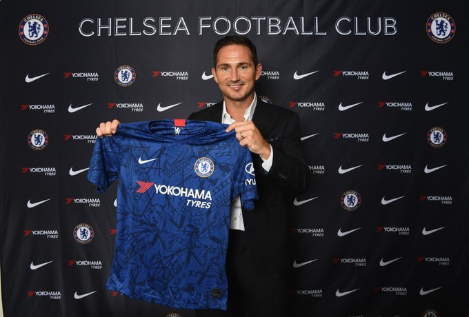 Chelsea appoint Lampard as coach