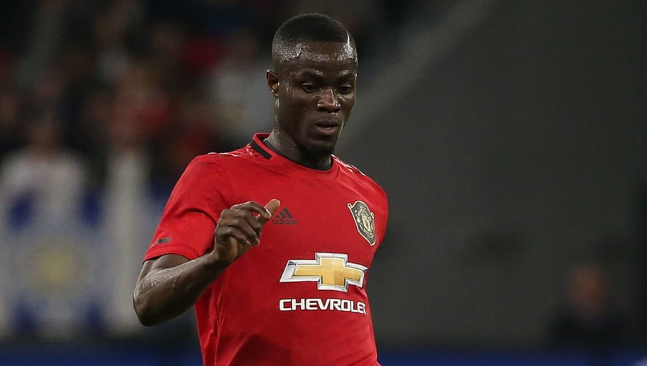 Man Utd defender Eric Bailly out for five months