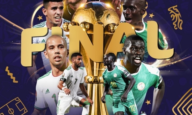 Algeria, Senegal square off in AFCON 2019 final