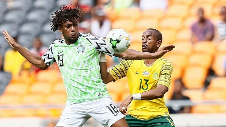 Vigilant Bafana Bafana target Super Eagles scalp