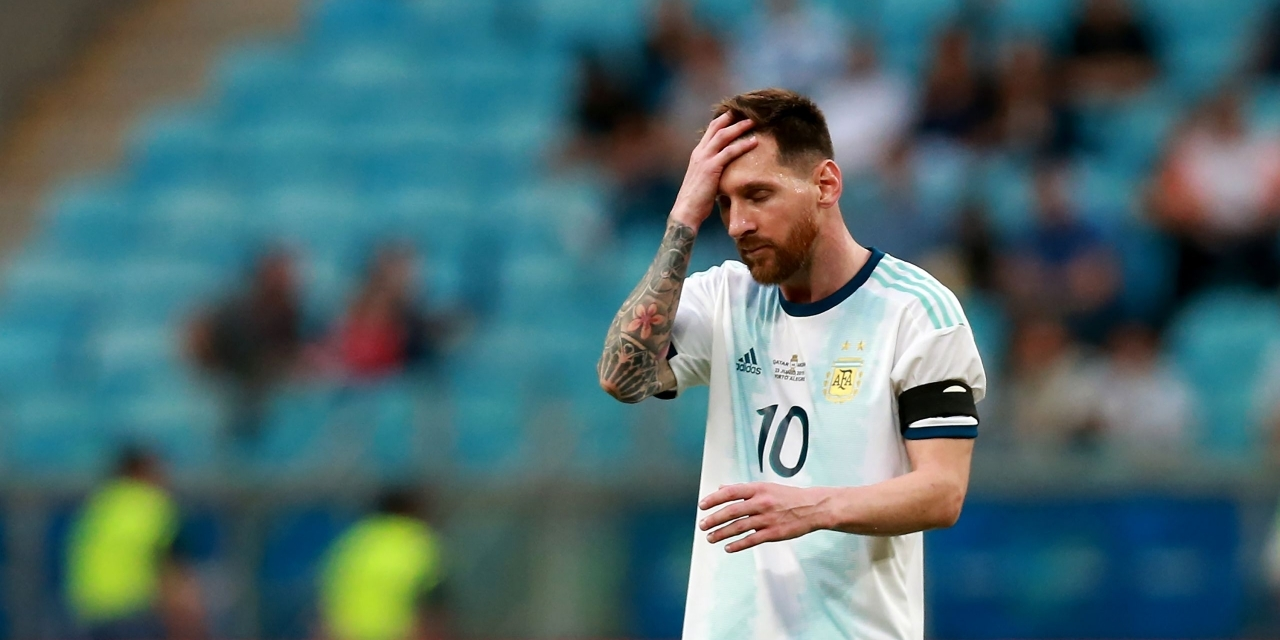 Messi labels COPA America as corrupt
