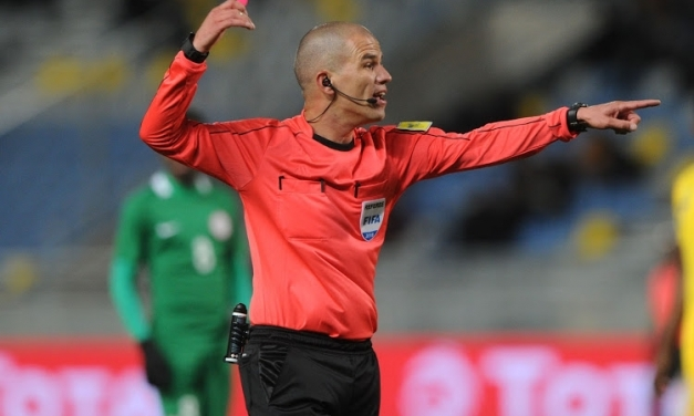 Caf explain why they reversed appointment of S.A referee in Afcon final