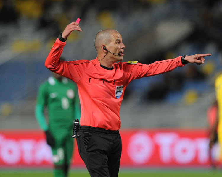 COSAFA referees to officiate CAF Super Cup final
