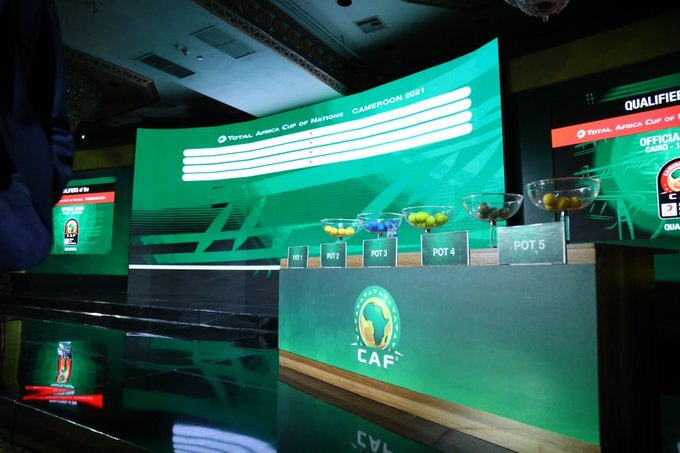 CAF C.L and Confed Cup Q/F draw results