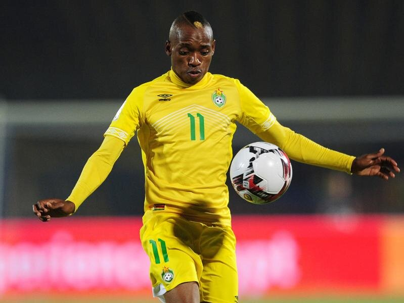 Watch: CAF reminds football fans what Billiat is capable of