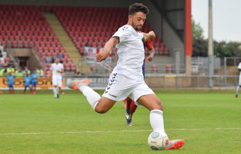 Macauley Bonne gets another goal for Charlton