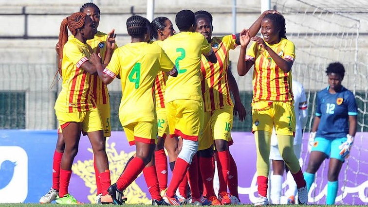 Mighty Warriors hammer Mozambique