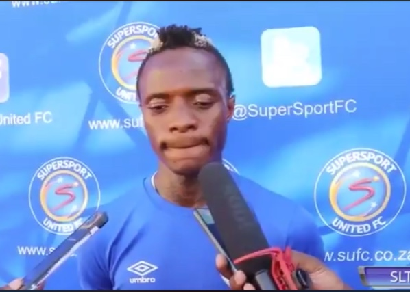 Video: Mahachi speaks ahead of the SuperSport -Pirates game