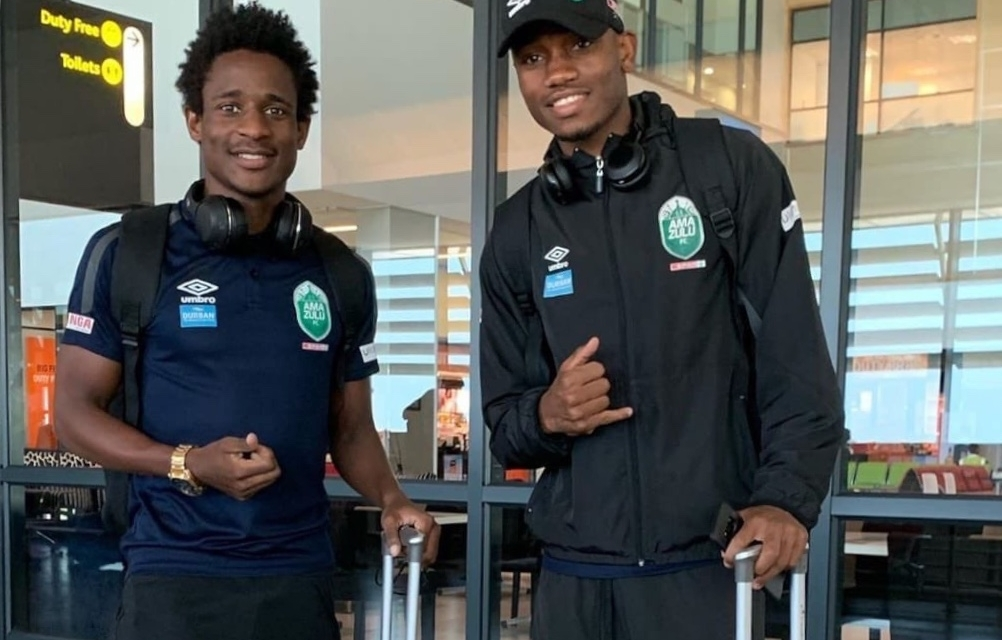 Zim duo hoping to inspire bottom-placed Amazulu to first victory