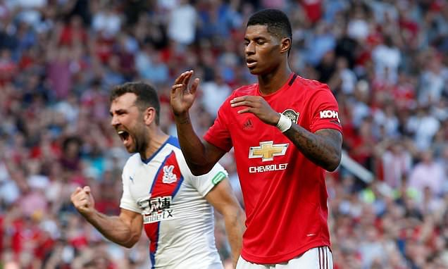 Rashford a victim of racist abuse on social media after penalty miss