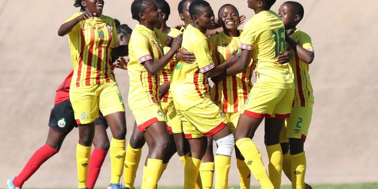 Zim U17 girls thrashed 5-0 in Botswana