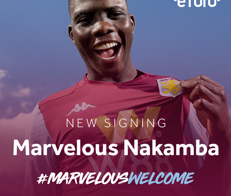 """""""Marvelous City""""- Villa fans react to Nakamba signing with Twitter harshtag"""