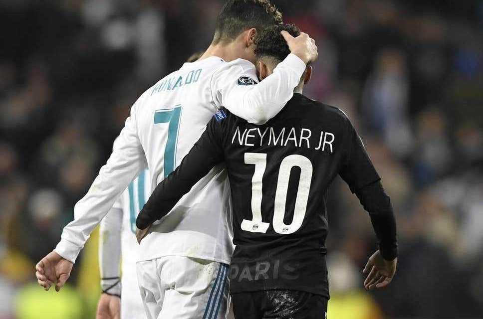 Ronaldo comments on Neymar's reported return to Barcelona