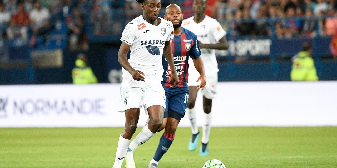 Kadewere scores again to set new Ligue 2 record