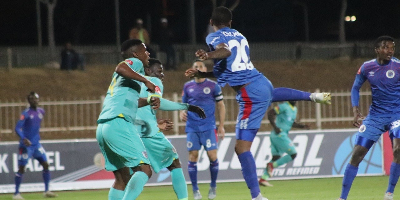 Chipezeze resistance in goal ends as SuperSport beat Baroka