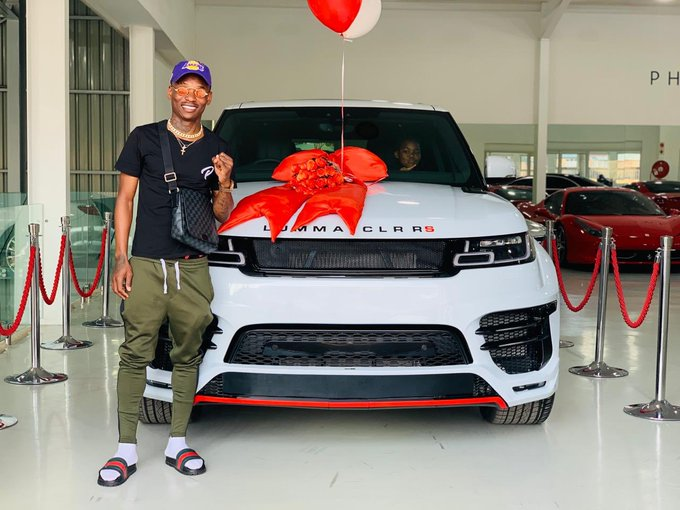 Billiat's new Range Rover Sport Lumma CLR RS- international footballers who also own it revealed