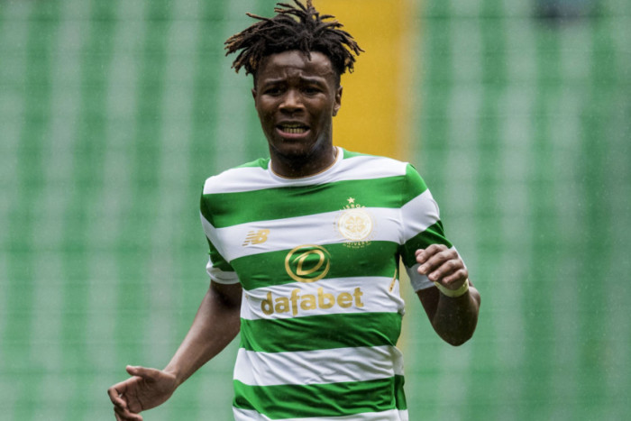 Kundai Benyu open to Celtic exit