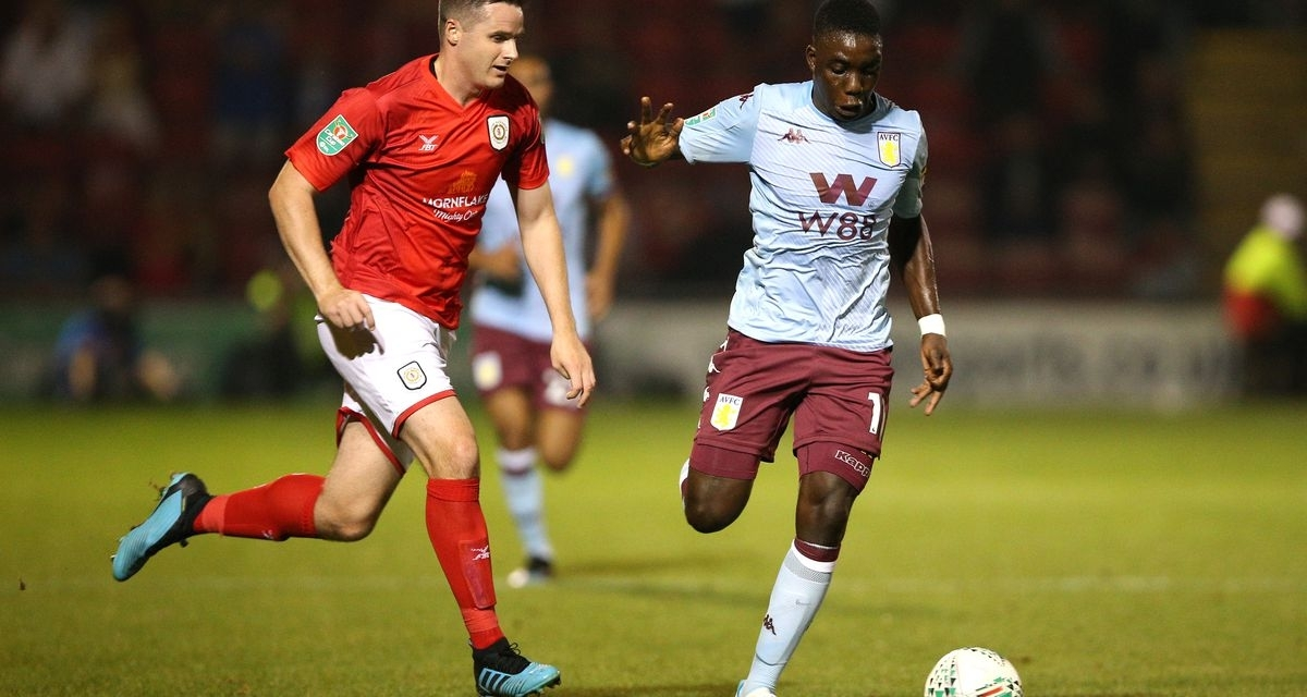 Nakamba's Aston Villa to face EPL opponents in League Cup 3rd round