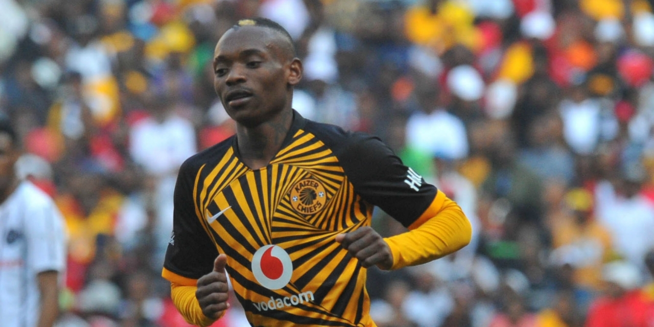 Agent explains why Billiat decided to stay at Kaizer Chiefs