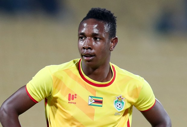 Prince Dube brace powers Zimbabwe to victory over Lesotho