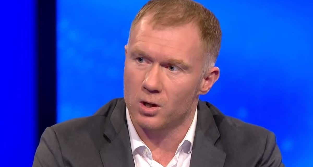 United will not compete for PL title for the next two years: Paul Scholes