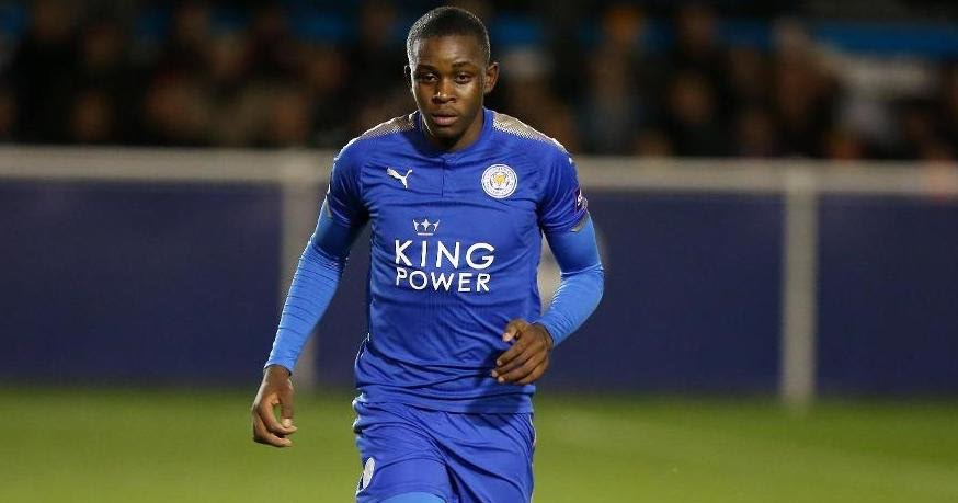 Muskwe nominated for Leicester City September Goal of the Month