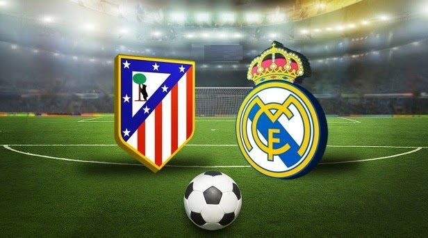Real, Atletico, clash in epic Madrid derby
