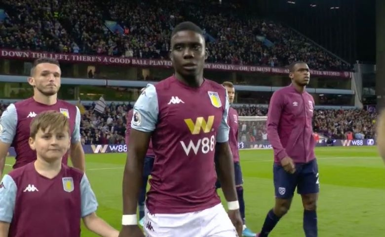 Zim fans bombard Aston Villa page with Shona comments in support of Nakamba
