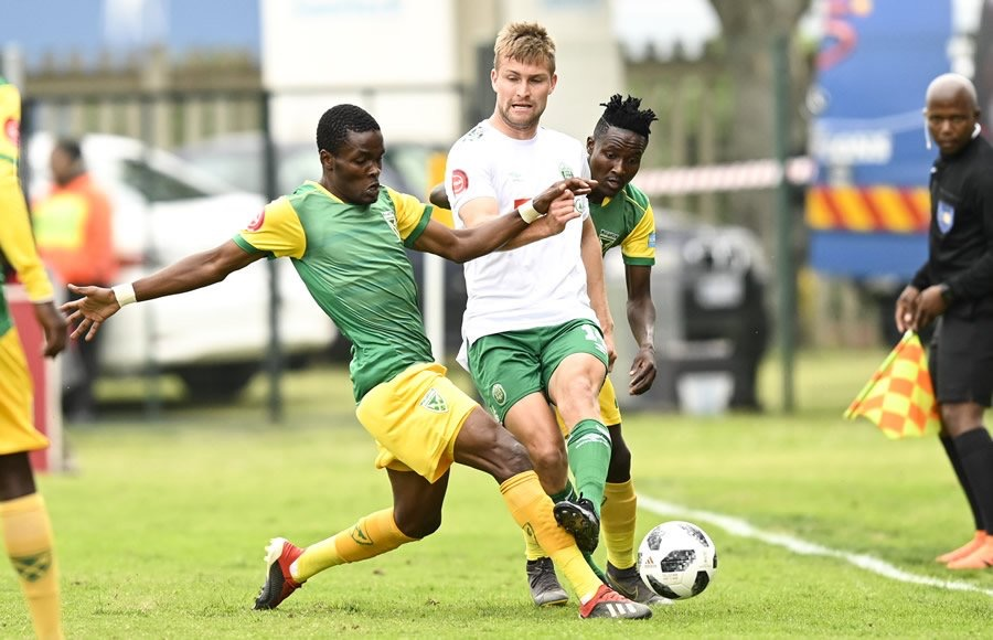 'Deco' named man of the man of the match as Arrows, Amazulu share spoils