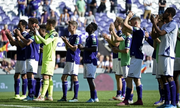 Another day, another loss for Musona's Anderlecht
