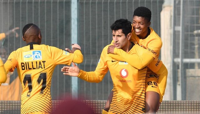 Billiat, Castro pile more missery on Amazulu as Chiefs go top