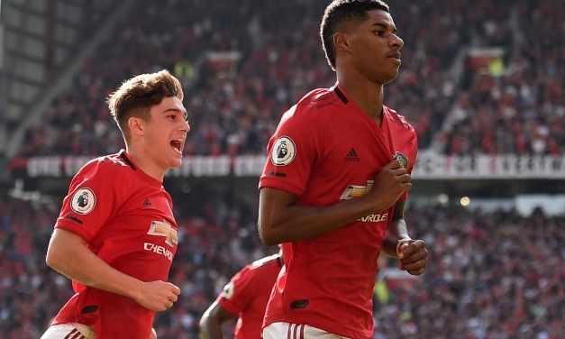 Rashford penalty decisive as United edge Leicester City