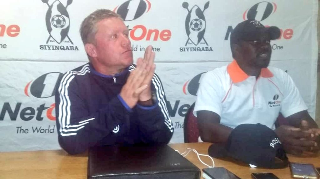 Bosso CEO reveals more on those responsible for paying coach de Jongh's salary