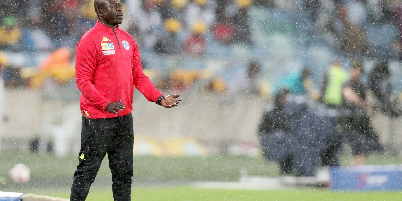 SuperSport United give official word on Kaitano Tembo's future