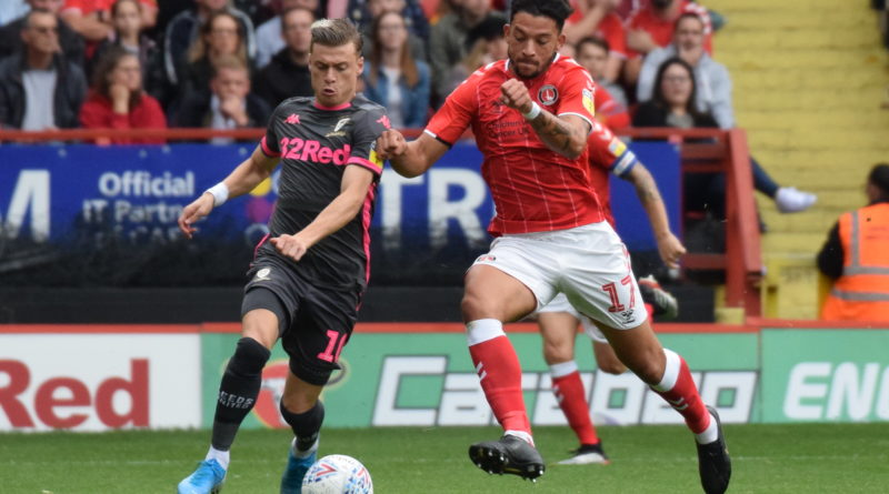 Macauley Bonne scores on his full league debut at Charlton Athletic