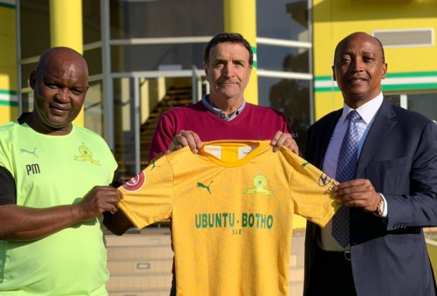 Mamelodi Sundowns ropes in former Barcelona assistant coach