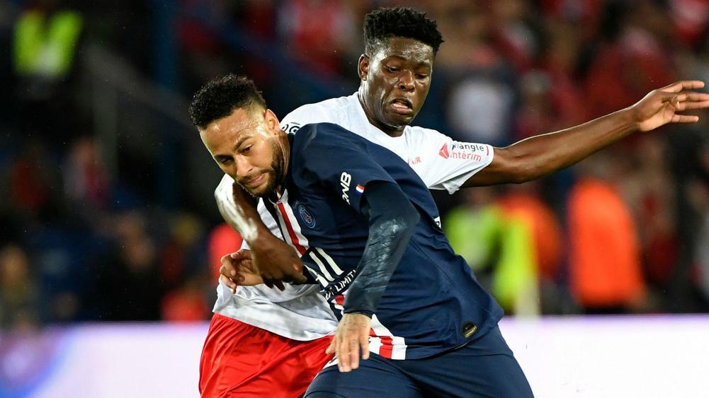 Munetsi's message after making his first Ligue 1 start at Stade de Reims