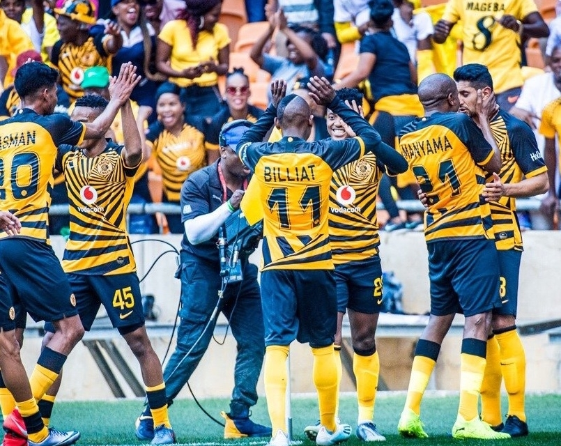 Castro, Billiat fire Kaizer Chiefs past Sundowns in Shell Helix Cup