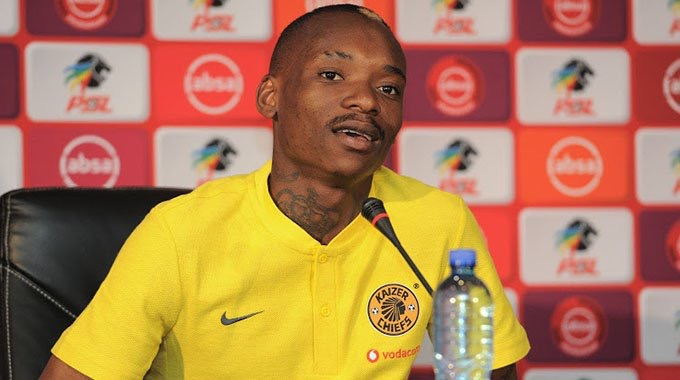 Billiat explains why being on top isn't easy