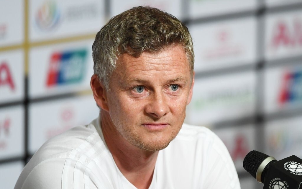 We have a plan: Solskjaer
