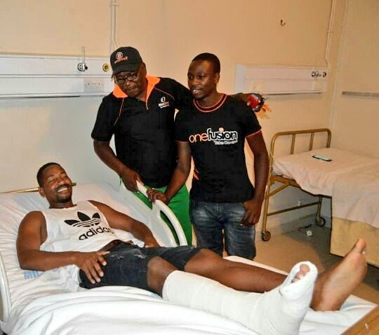 Best wishes messages pour in for Method Mwanjale