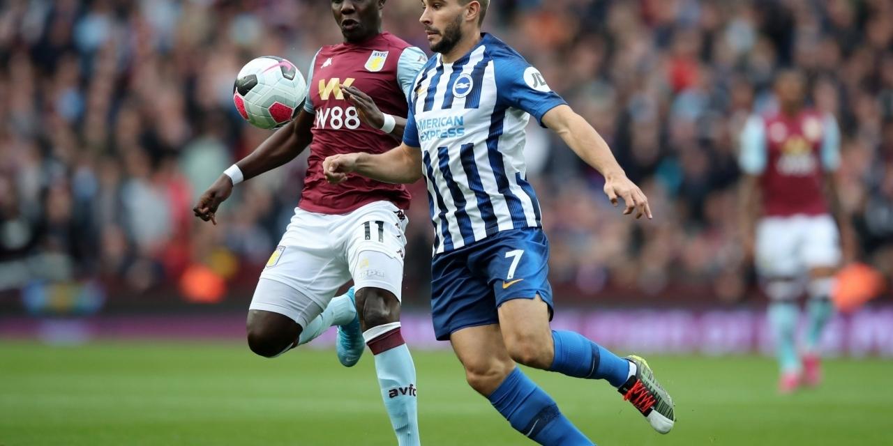 Nakamba's Aston Villa in come back win over Brighton