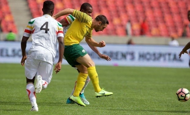 Ntseki off to a winning start as Bafana beat Mali in Nelson Mandela Challenge